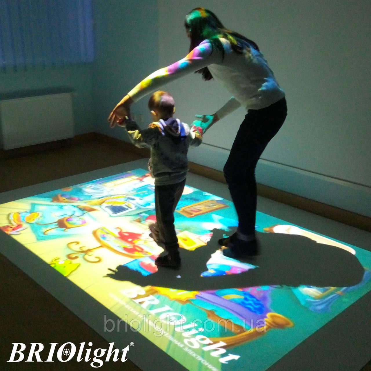 Інтерактивна підлога для шкіл та ІРЦ Briolight S - фото 5