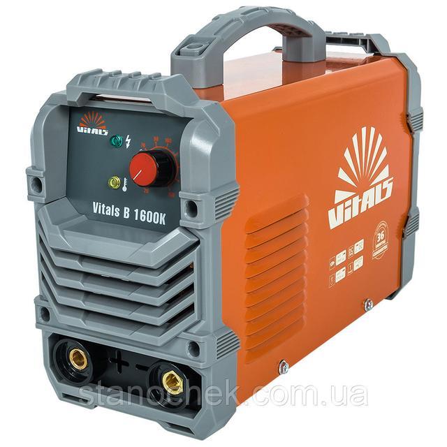 Сварочный аппарат Vitals Base B 1600 K