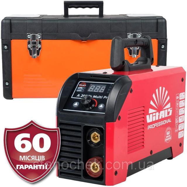 Сварочный аппарат Vitals Professional A 2000 K Multi Pro