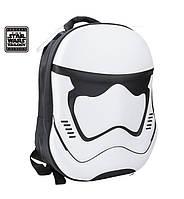 Рюкзак штурмовика белый, объемный в стиле STAR WARS ( код: IBR108 )