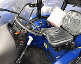 Трактор с кабиной ДТЗ 5404К, фото 5