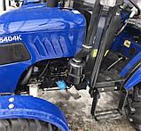 Трактор с кабиной ДТЗ 5404К, фото 9