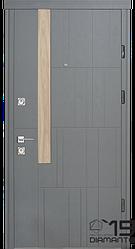 Входная дверь Страж Grattel