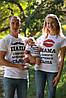 Семейный лук оригинальные футболки в деревянной коробке, фото 5
