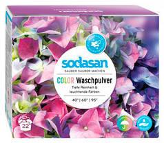 Органический стиральный порошок Sodasan Color Compact 1.2 кг