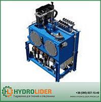 Маслостанции 40  Appiah Hydraulics