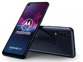 Смартфон Motorola One Action 4/128GB XT2013-2 Blue