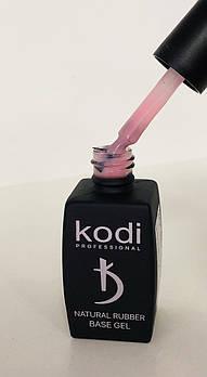 Гель каучуковая основа Kodi Natural Rubber Base (Pink), 12 мл