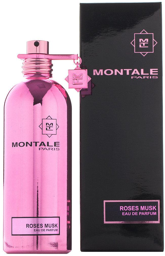 Лицензия Женский парфюм Montale Roses Musk - 100 мл