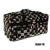 Дорожня сумка чемодан на Колесах A1 65см*36см*36см (середня)(88л) колір 14