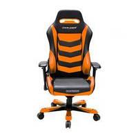 Кресло для геймеров DXRAcer Iron OH/IS166/NO Black/Orange