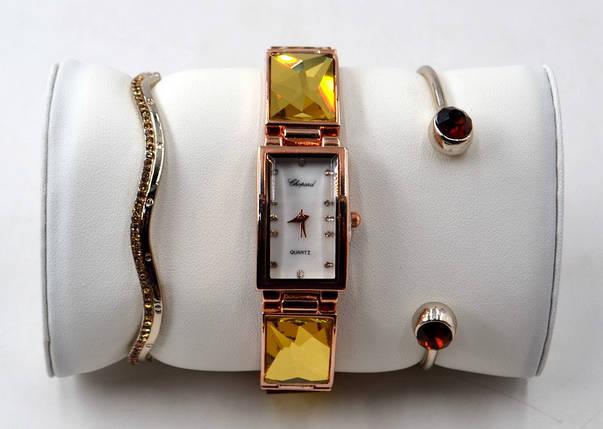 Часы Жёлто-белые, фото 2