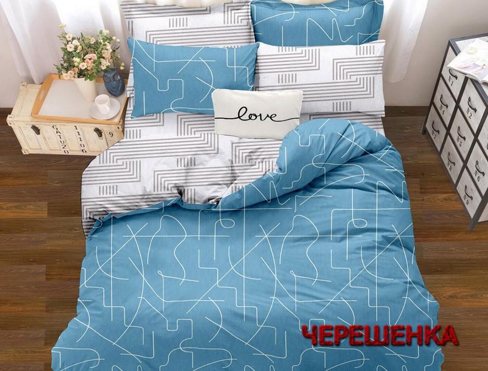 Ткань для постельного белья Ранфорс  FFBL  R-68-6(A+B)- (60м+60м)