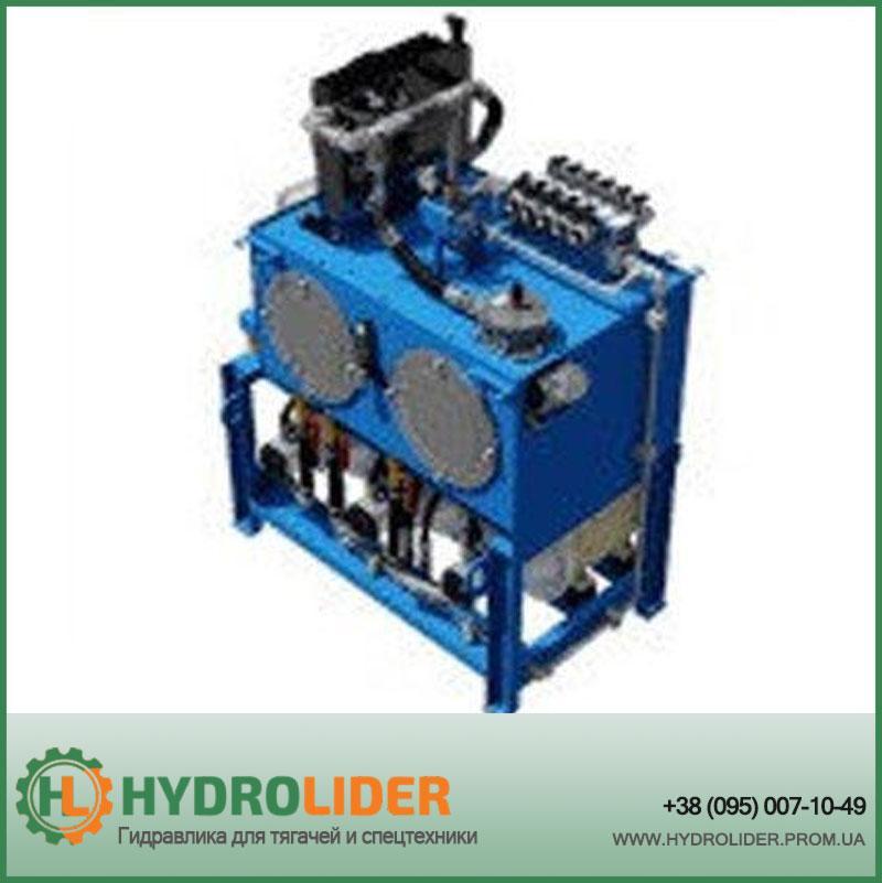 Маслостанції CO3 Appiah Hydraulics