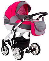 Детская универсальная коляска 2 в 1 Adamex Prince X-15-BS