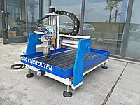 Фрезерный станок с чпу KMG-6090