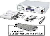 Аппарат для микротоковой терапии мод. 117 с перчатками