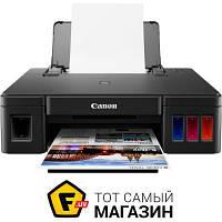 Принтер стационарный Pixma G1411 (2314C025) a4 (21 x 29.7 см) для дома - струйная печать (цветная)