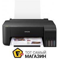 Принтер стационарный L1110 (C11CG89403) a4 (21 x 29.7 см) для дома - струйная печать (цветная)