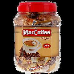 Кофе Maccoffee 3 в 1 Original БАНКА 50шт