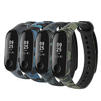 Ремешок Gasta for Xiaomi Mi Band 3/4 color Camouflage | AG510051