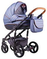 Детская универсальная коляска 2 в 1 Adamex Prince X-2