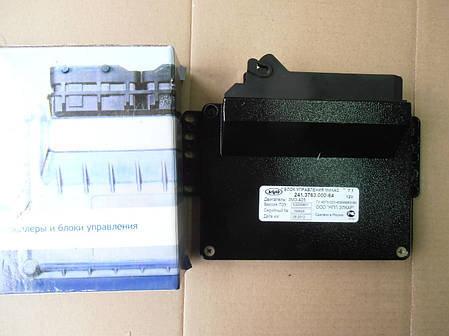 Блок управления двигателем МИКАС 7.1 241.3763-64, фото 2