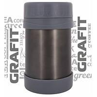 "Термос пищевой ""Grafit"" Stenson 500мл MT-2675"