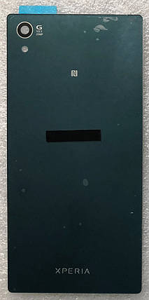 Задня кришка для Sony E6603 Xperia Z5, Green, фото 2
