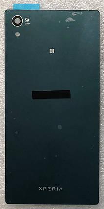 Задняя крышка для Sony E6603 Xperia Z5, Green, фото 2