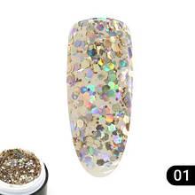 Gel Glitter Global Fashion