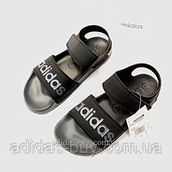 Сандалии Босоножки adidas ADILETTE SANDAL мужские оригинал F35417 цвет: чёрный