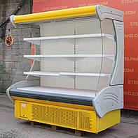 Холодильная горка «Технохолод Индиана ВХСГ – 1.8» (Украина), отличное состояние, Б/у, фото 1
