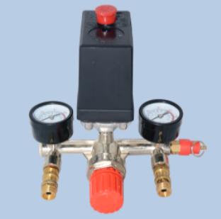 Автоматика 220V в сборе контрольно-распределительный блок компрессора-прессостата