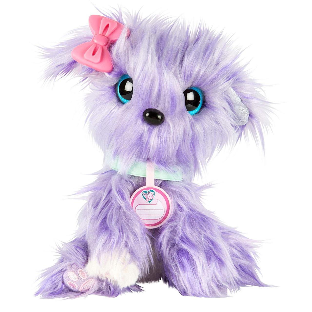Little Live Вихованець сюрприз Няшка блукаюча зурка Фіолетовий Scruff-a-Luvs plush mystery rescue pet Purple