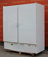 Холодильный глухой шкаф для кухни «Polska Bochnia SCH-1400», (Польша), большой полезный объём 1400 л., Б/у, фото 1