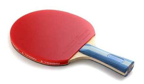 Ракетка для настольного тенниса HRT Gray Crystal ALL++