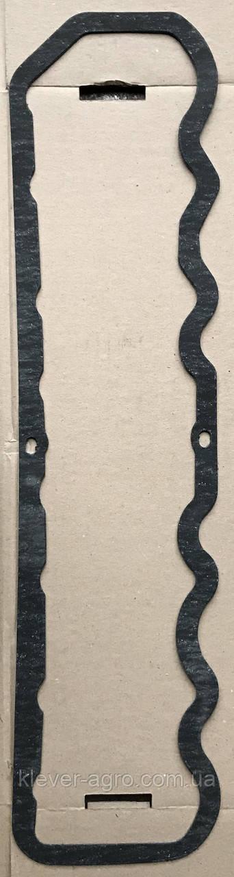 Прокладка крышки клапанной Д 240,Д 245.7,245.9 ЕВРО 3 верхняя (паронит 1,5мм) ( пр-во ММЗ)