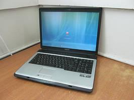 Ноутбук, notebook, Toshiba Satellite L350D, 2 ядра по 2,0 ГГц, 2 Гб ОЗУ, HDD 80 Гб