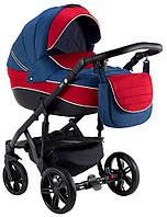 Детская универсальная коляска 2 в 1 Adamex Prince TIP 10-C