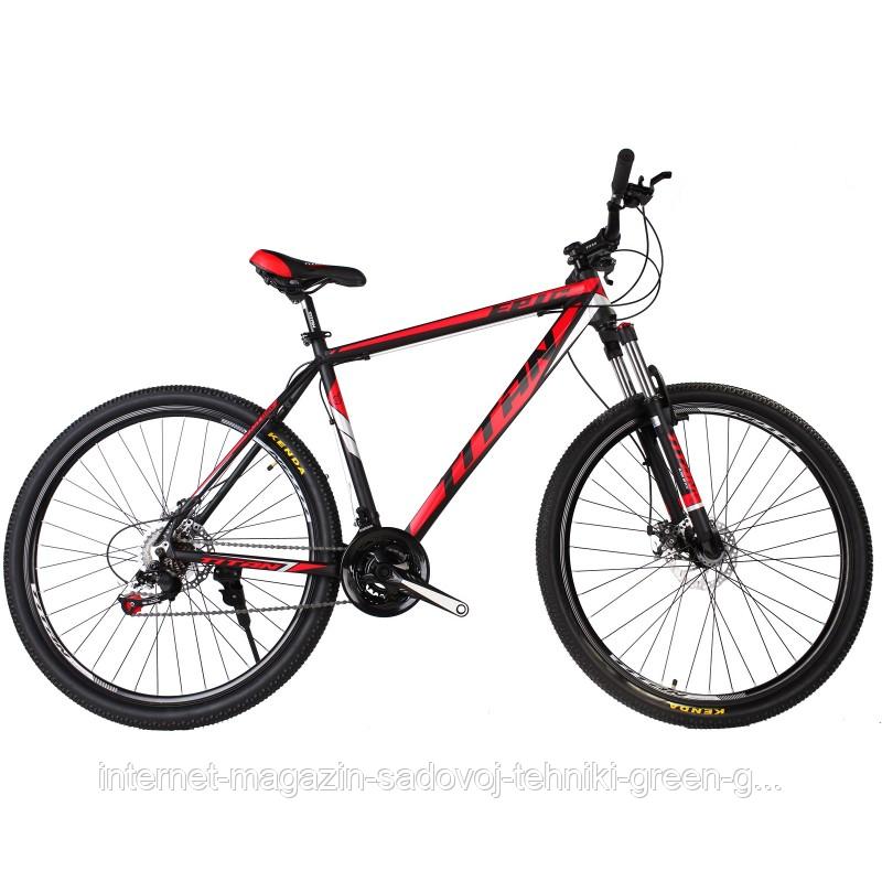 "Велосипед Titan Epic 29"", алюминиевая рама (Украина)"