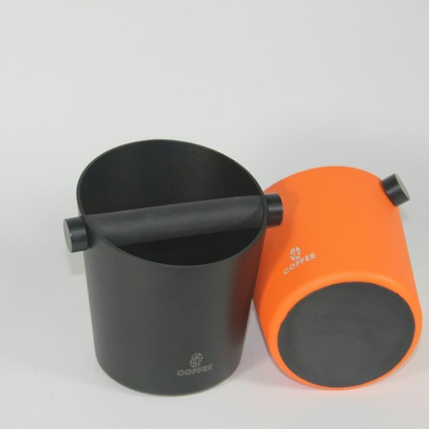 Нок-бокс VD coffee 140 мм черный