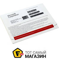 Операционная система Microsoft Windows 10 Pro 64-bit, Russian 1pk DVD (FQC-08909)