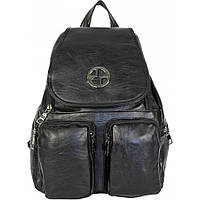 Рюкзак №8503 Чорний, фото 1