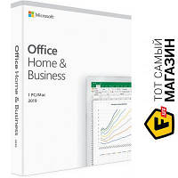 Офисный пакет Microsoft Office Home and Business 2019 English Medialess (T5D-03245)
