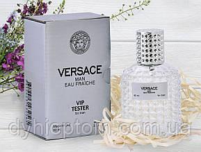 Тестер мужской VIP Versace Man Eau Fraiche 60ml