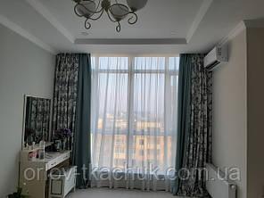 Текстильне оформлення спальні в стилі прованс