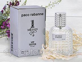 Тестер мужской VIP Paco Rabanne 1 Million 60ml