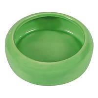 Trixie Ceramic Bowl миска керамическая для грызунов 200мл (60742)