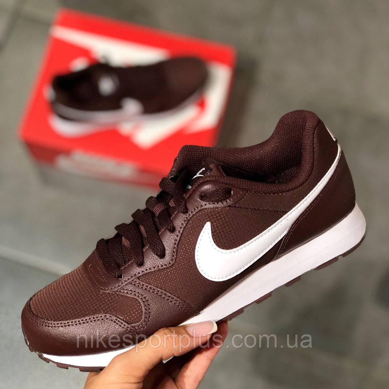 КРОССОВКИ NIKE MD RUNNER 2 PE (GS) AT6287-200